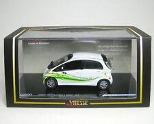 Mitsubishi i MiEV (ROYAUME-UNI) blanc