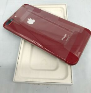 Apple iPhone 8 Plus 256GB Smartphone Unlocked not refurbished LN  RED