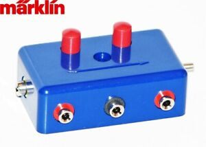 Märklin H0 E401850 Schalter/Umschalter für Drehscheibe 7186 - NEU + OVP