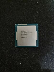 Intel Core i7-4770K SR147 3.5 GHz Haswell CPU processor