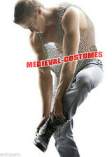 Aluminum BUTTED CHAINMAIL VEST ~ MEDIEVAL ARMOR