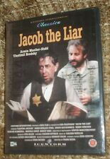 Jacob the Liar (DVD, 2001), NEW & SEALED, REGION 1, RARE, ACADEMY AWARD NOMINEE