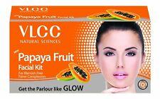VLCC Papaya Fruit Facial Kit For Blemish Free 60 gm Expiry 2022
