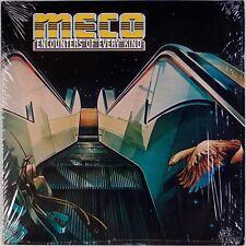 MECO: Encounters of Every Kind (Close) US Millennium Funk Disco Shrink LP