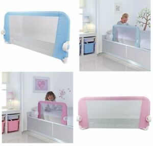 Lindam Baby Children Safety Bed Cot Rail Bedrail Fold Guard Portable Adjustable