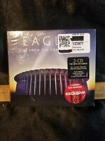 THE EAGLES>Live From The Forum MMXVIII (CD) + replica tour laminate NEW & SEALED