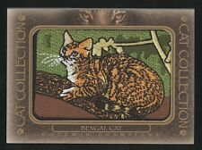 2020 Ud Goodwin Champions Bengal Cat Cat Collection patch