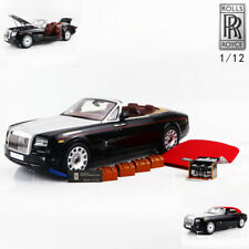 KYOSHO 1/12 Rolls-Royce Phantom Drophead Coupe Collectible Diecast Car Model