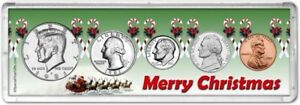 Merry Christmas Coin Gift Set for the year 1981