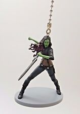 "Disney Guardians of Galaxy Gamora 3.25"" Pvc Fan Light Lamp Pull Action Figure"