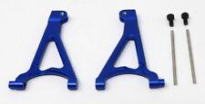 TRAXXAS Mini E-Revo-ALUMINIUM FRONT UPPER ARM - 1PR SET - BLUE