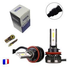 1 ampoule Vega® Q3 H11 Full Leds COB 360° 6000 lumens 12V 24V