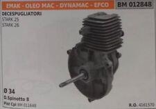 4161570 MOTORE COMPLETO DECESPUGLIATORE EMAK OLEOMAC DYNAMAC EFCO STARK 25 26