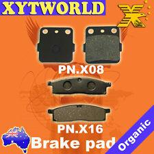 FRONT REAR Brake Pads YAMAHA YZ 85 2002-2008 2009 2010 2011 2012 2013 2014 2015