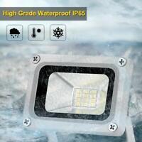20W 6000K LED Floodlight Outside Lights Security Light Outdoor Garden Lamp New
