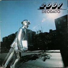 """DEODATO """"2001"""" PREMIUM QUALITY USED LP (NM/EX)"""