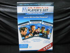 Expert Insight: Ultimate Player's Set (DVD, 2012, 3-Disc Set)