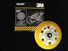 3M-05876- Hookit Spezialteller HART ⌀ 150mm kletthaftend 6-Loch 5/16