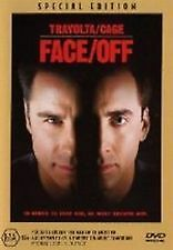 FACE / OFF - BRAND NEW & SEALED DVD (NICHOLAS CAGE, JOHN TRAVOLTA)