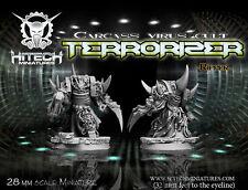 Hitech Miniatures - 28SF044 Terrorizer Ripper 28mm Warhammer 40k 40000