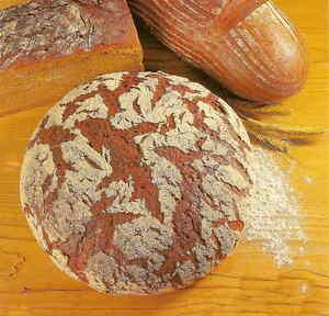 500g Brotbackmittel Fertigsauer Roggensauerteig getrocknet, Backmittel für Brot