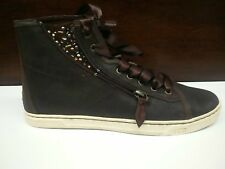 UGG SHOES WOMEN 10 US NEW MSRP $215 RIBBON LACES