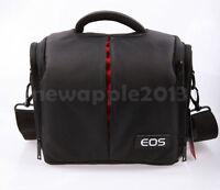 DSLR Camera Case Bag for Canon Rebel T3i XSi T1i T2i EOS 1100D 1000D 600D 60D 5D