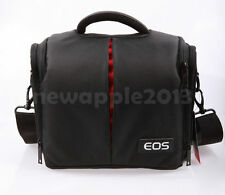 DSLR Camera Case Bag for Canon Rebel T3i XSi T1i T2i EOS 1100D 1000D 600D 60D 5D