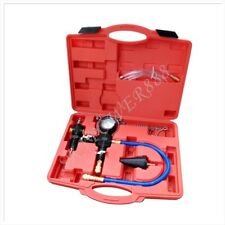 Universal Cooling System Radiator Vacuum Evacuate Test and Refill Kit
