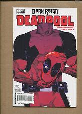 2009-Deadpool #9 Dark Reign-1st print- Grade 9.0 WH