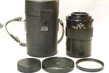 YASHICA AUTO YASHINON DX 135mm 1:2.8 PENTAX M42 LENS for 35mm slr, DSLR CAMERAS