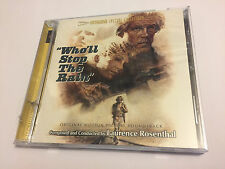 WHO'LL STOP THE RAIN (Rosenthal) OOP Intrada Ltd Score OST Soundtrack CD NM