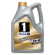Mobil 1 0W40 0W-40 Fully Synthetic Engine Oil 5L 5Ltr 5 Litre A3/B3 A3/B4 153669