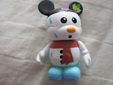 "DISNEY VINYLMATION Holiday Series 1 Melty the Snowman Vinylmation 3"" Figurine"