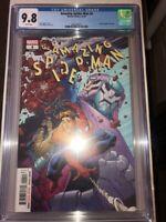 Amazing Spiderman Volume 5 #4 CGC 9.8 Tri-Sentinel free shipping