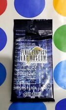 Final Fantasy TCG Art Museum Trading Card Fifth Edition FFX2 Sealed Japan