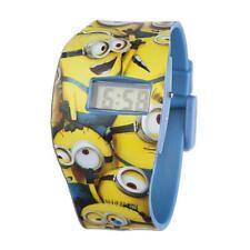 Zeon MNS24 Minion Kinder Digital LCD Jungen Mädchen Uhr Armbanduhr Kinderuhr