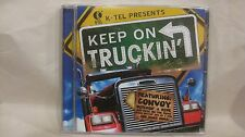 Rare K-Tel Presents Keep On Truckin' 2006 BCI Eclipse Company             cd1724