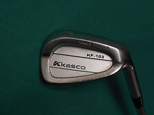 KASCO KF-103 FORGED 9 IRON - R400 STEEL SHAFT - GOOD CONDITION!