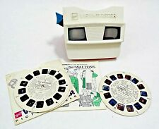 Gaf View Master Viewer Red White Mod G Blue Lever Lrg Diffuser White letters