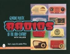 Genuine Plastic Radios of the Mid-Century  - New Book with 430+ color photos