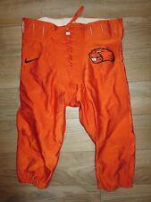 Oregon Estado Castores Equipo de Fútbol Nike Juego Worn Pantalones