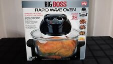 Big Boss Rapid wave oven (EC13)