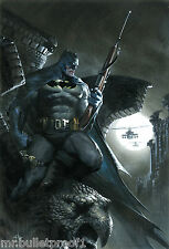 Dark Knight 3 DK III DKIII DK3 Master Race#3 BULLETPROOF Variant Color Dell'Otto