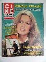 Coleccionista Revista Ciné Revista Brigitte Bardot N º 24 Junio 1983