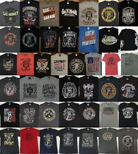 Fast N Loud Discovery Tv Show Gas Monkey Garage Licensed T-Shirt