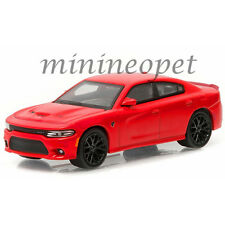 GREENLIGHT 13160 F GL MUSCLE SERIES 16 2016 DODGE CHARGER SRT HELLCAT 1/64 RED