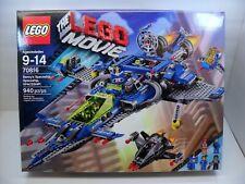 Sealed LEGO 70816 Lego Movie Benny's Spaceship 940 Pcs Space Astro Unikitty