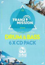 Tranz-mission – 2018 – Drum & Bass CD Pack (TZ18DB)