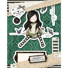 ON TOP OF THE WORLD - Santoro Gorjuss - Urban Stamp Set